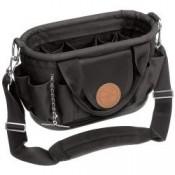 Bolso grande para herramientas de 17 bolsillos con correa de hombro